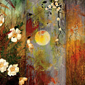 Whisper Forest Moon II by Mindy Sommers