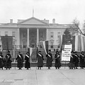 White House: Suffragettes by Granger