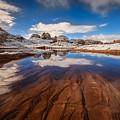 White Pocket Northern Arizona by Larry Marshall