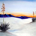 White Sands by Melinda Etzold