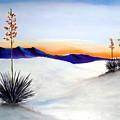 White Sands by Melinda Etzold