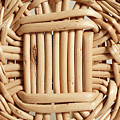 Wicker Basket by Gaspar Avila