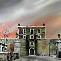 F 820 Wicklow... Gaol by Val Byrne