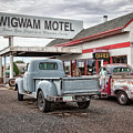 Wigwam Motel by Diana Powell