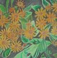 Wild Flowers  by Saloni Verma