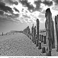 Winchelsea Beach Sussex by Chris Pickett