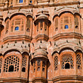 Wind Palace - Jaipur by Bill Bachmann - Printscapes