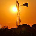 Windmill by George Mattei