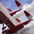 Wingwalkers by Angel  Tarantella
