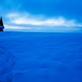Winter Dusk by Ian Middleton