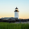 Winter Island Lighthouse, Salem Ma by Nicole Freedman