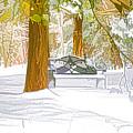 Winter by Jeelan Clark