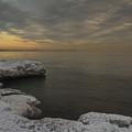 Winter Morning by David Hook