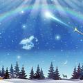 Winter Night by Harald Dastis