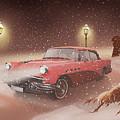 Winter Romance by Monika Juengling
