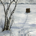 Winter Splendor by Mary Tuomi