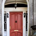 Wooden Door Savannah by Thomas Marchessault