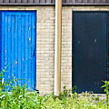 Wooden Doors by Tom Gowanlock