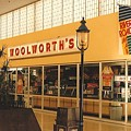 Woolworth's Store At River Roads Mall  by Dwayne Pounds