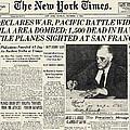 World War II: Headline, 1941 by Granger