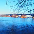 Wrightsville Bridge by Paul Kercher