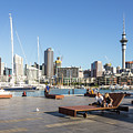 Wynyard Quarter, Auckland's Newest And Tendy Waterfront Neighbou by Didier Marti