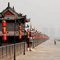 Xian Lanterns by Joe Bonita