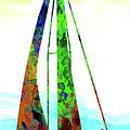 Yachtsman by Elena Kosvincheva