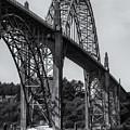 Yaquina Bay Bridge by Jayme Spoolstra