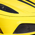 Yellow Stradale by Dennis Hedberg