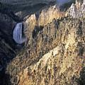 Yellowstone Falls by Doug Davidson