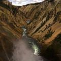 Yellowstone Grand Canyon by Patrick  Flynn