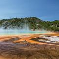 Yellowstone Grand Prismatic Spring by John McGraw