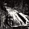 Yellowstone's Gibbon Falls by Neal Herbert