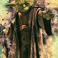 Yoda by Zapista Zapista