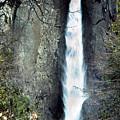 Yosemite Bridal Veil Falls by Norman Andrus