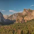 Yosemite Valley View by Bill Roberts