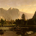 Yosemite Valley by William Keith
