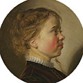 Young Boy In Profile by Judith Leyster