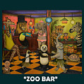 Zoobar by Leah Saulnier The Painting Maniac