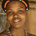 Zulu Maiden by Michele Burgess