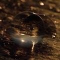 10-17-16--8634 The Moon, Don't Drop The Crystal Ball, Crystal Ball Photography by Vicki Hall