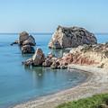 Aphrodite's Rock - Cyprus by Joana Kruse