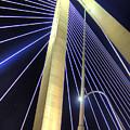 Arthur Ravenel Jr. Bridge  by Dustin K Ryan