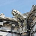 Basilica Du Sacre-coeur De Montmartre by Carol Ailles