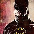 Batman by Anna J Davis