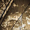 Brooklyn Bridge by Patrick  Flynn