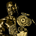 Evander Holyfield Collection by Marvin Blaine