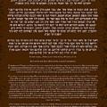 Hebrew Prayer- Shema Israel by Sandrine Kespi