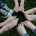 10 Kids Feet by LeeAnn McLaneGoetz McLaneGoetzStudioLLCcom